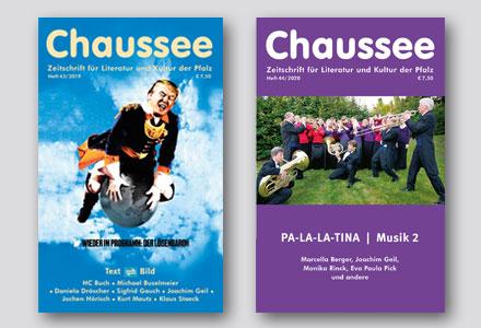 Literaturmagazin | Bezirksverband Pfalz